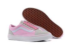 d78351e09d65 Кеды женские Vans Old Skool Low Girls Shoe in Splendid life розовые топ  реплика
