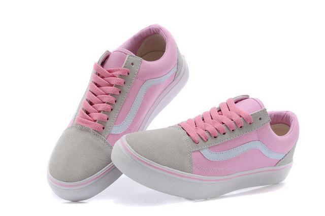 f3ce7b95973b Кеды женские Vans Old Skool Low Girls Shoe in Splendid life розовые ...