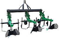 Культиватор для минитрактора КМО-2,1 междурядной обработки с окучниками