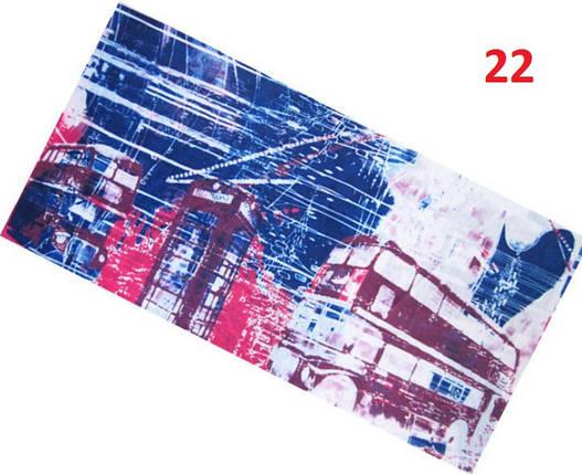 Бафф №22 (buff, баф, бандана, балаклава), фото 2