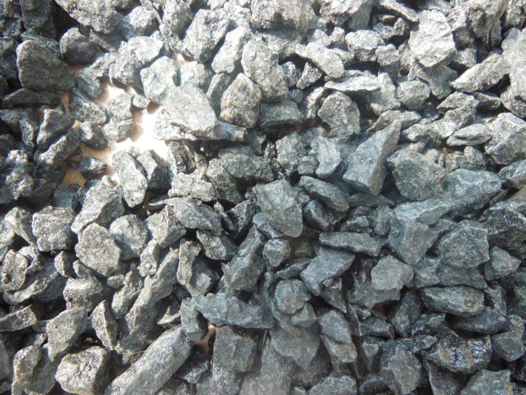 Щебень цветной гранитный от производителя крошка черная - KOSPOLI в Днепре