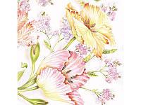 """Декупажная салфетка """"Цветы № 5"""", 33*33 см, 18 г/м2, Maki, SLOG030201, 030201"""