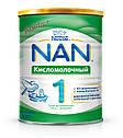 Смесь Nestle NAN Кисломолочный 1 с рождения 400 гр., фото 2
