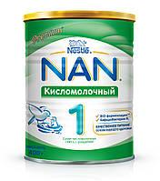 Смесь Nestle NAN Кисломолочный 1 с рождения 400 гр.