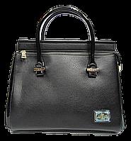 Прямоугольная женская сумочка Diary Klava черного цвета KCA-901133