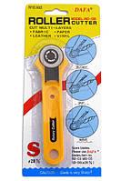 Нож макетный роликовый, RC-2, Dafa, 28 мм, 979459