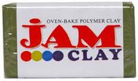 Пластика Jam Clay, оливка, 20г, 340703