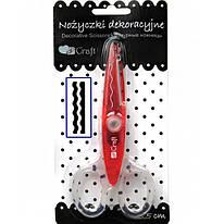 Ножницы фигурные 13,5*4,5 см, Dalprint, JCND-010, 912487