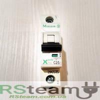 Автоматический выключатель PL6-C25/1
