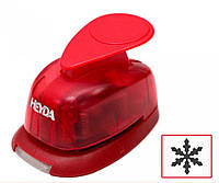 "Фигурный дырокол ""Снежинка 3"", 1,6 см, Heyda, 203687434"