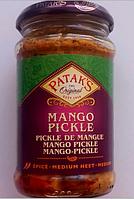 Пикули Патакс манго среднеострый 283 г