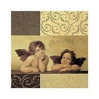 """Декупажная салфетка """"Angels"""", 33*33 см, 17,5 г/м2, ti-flair, 303662"""