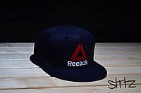 Кепка рэперская рібок,Reebok Crossfit Snapback Cap