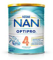 Смесь Nestle NAN 4 с 18 месяцев 400 гр.