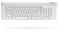 Бездротовий набір клавіатура і миша CMMK-950W (black) Білий