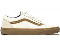 Кеды мужские Vans Old Skool White Gum белые