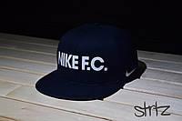 Белая кепка снепбек найк,Nike Snapback Cap