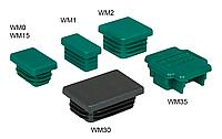 Заглушки для профиля 30 х 30 мм (защита для торцов профиля)
