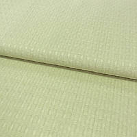 Вафельна тканина оливкова однотонна, ширина 150 см, фото 1