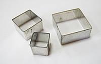 Набор катеров квадратных, 3 предмета, 20/30/40 мм, D.K.Art & Craft, DK11406, 50051223