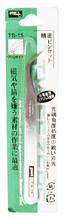 Пинцет для бижутерии, 115 мм, 0,6*10 мм, Margo, 985658