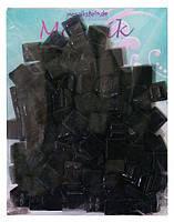 Мозаика керамическая черная, Joy-Glass, 10*10 мм, 100 грамм, J13, Mosaikstein, 54100213
