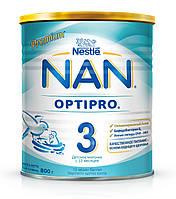 Смесь Nestle NAN 3 с 12 месяцев 800 гр.