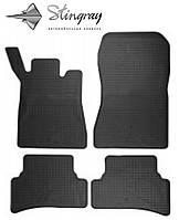 Автомобильные коврики Мерседес Бенц W203 C 2000 года- Комплект из 4-х ковриков Черный в салон. Доставка по всей Украине. Оплата при получении