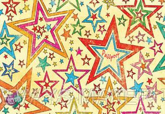 Обложка прикольная для паспорта Superstar, фото 2