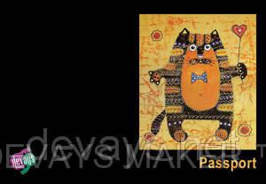 Обложка для паспорта Кошак, фото 2