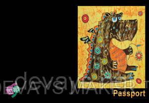 Обложка для паспорта Дракошик, фото 2