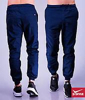 Мужские спортивные штаны Оскар темно-синие