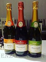 Шампанское Fragolino Fiorelli Bianco