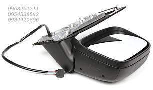 Зеркало заднего вида правое (электро) VW Caddy 04 -  AUTOTECHTEILE (Германия) 385 7012