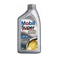 Моторное масло Mobil Super 3000 X1 Formula FE 5W-30, 1л.