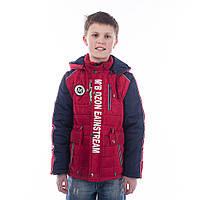 Детская куртка-жилет для мальчика на весну, 7-11 лет