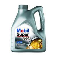 Моторное масло Mobil Super 3000 X1 Formula FE 5W-30, 4л.