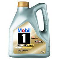 Моторное масло Mobil 1 0W-40, 4л.