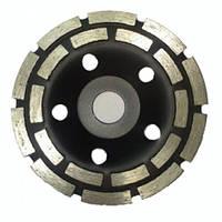 Алмазная чашка ACECA 125 *22,2 мм сегментная двухрядная
