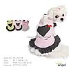 Платье Puppy Angel PA-DR108 Dotty Heart для собак