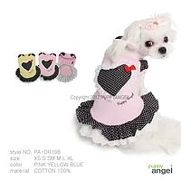 Платье Puppy Angel PA-DR108 Dotty Heart для собак, фото 1