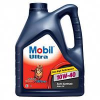 Моторное масло Mobil Ultra 10W-40, 4л.