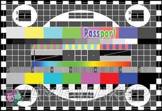 Обкладинка на паспорт Теле-пауза, фото 2
