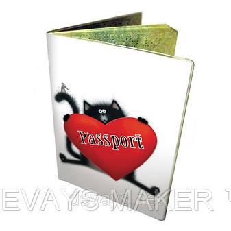 Обложка для паспорта Март, фото 2