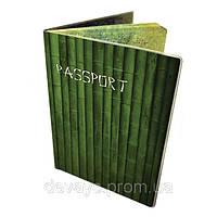 Оригинальная обложка для паспорта Бамбук