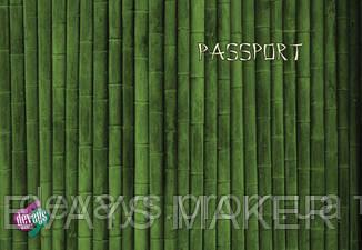 Обложка для паспорта Бамбук, фото 2