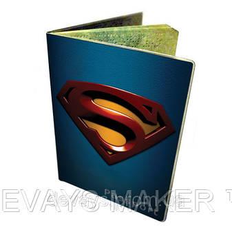 Обложка для паспорта Супермен, фото 2