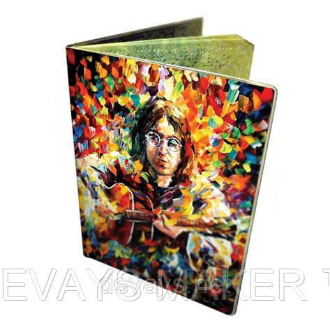 Обложка для паспорта Ленон, фото 2