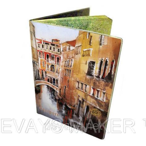 Обложка на паспорт Венеция, фото 2
