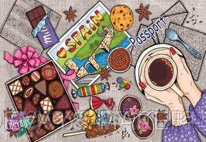 Обложка на паспорт Coffee Break, фото 2
